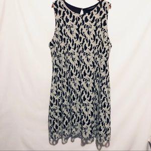Lane Bryant Lace dress sz 26/28